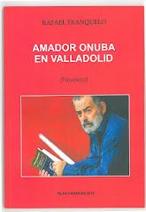 Nuevo libro del escritor Franquelo.