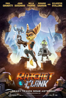 """Download """"Ratchet and Clank (2016)"""" Movie Full"""