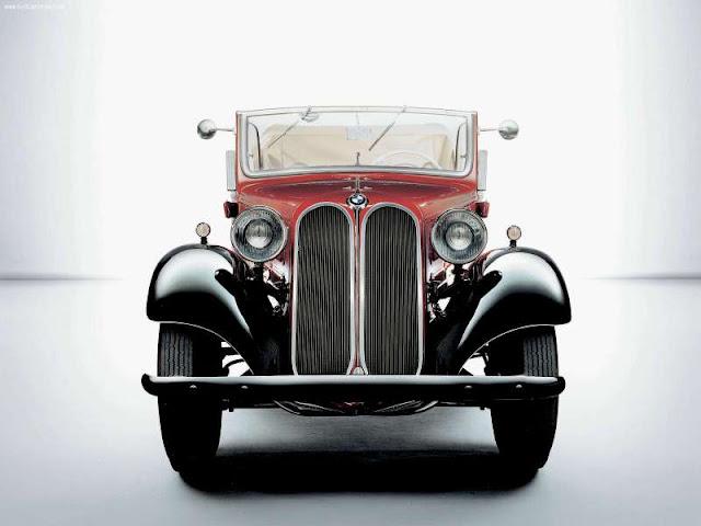 BMW 303 Limousine (1933)
