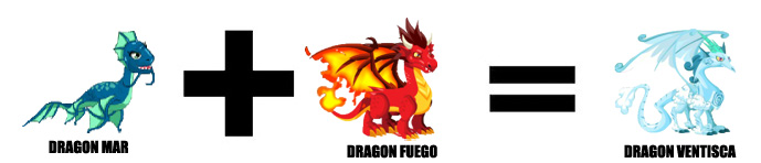como sacar al dragon ventisca en dragon city