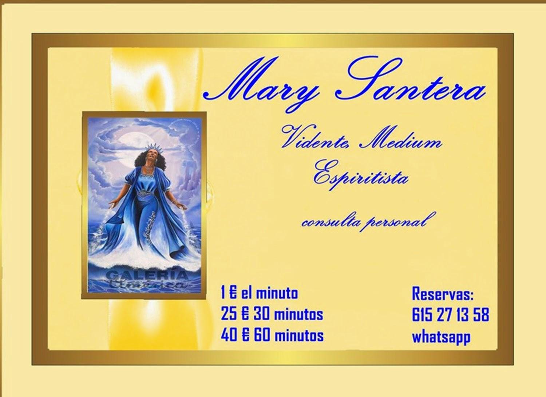 Mary Santera