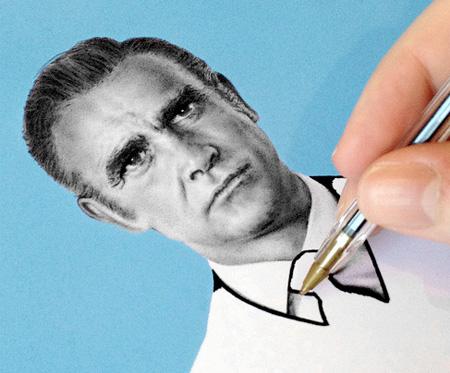 ballpoint pen drawings - photo #30