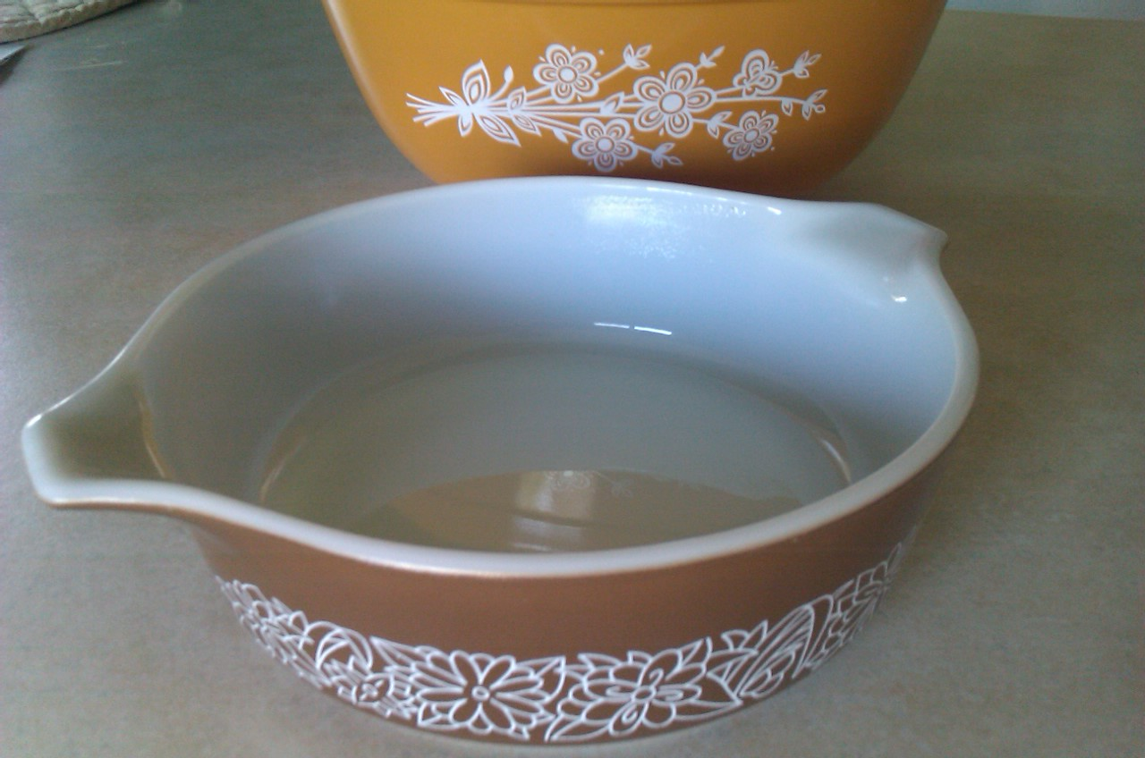 Collectible Pyrex Bakeware