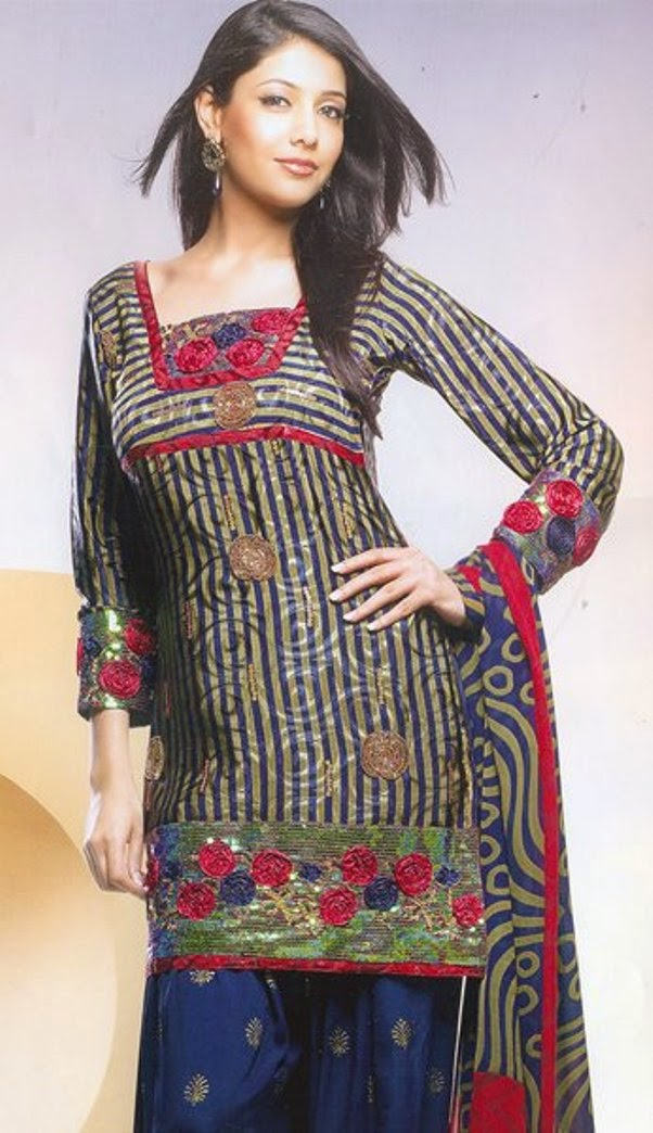 pakistani long sleeves shirts 2014 pakistani long kurti