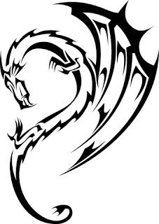 tattoos of dragons