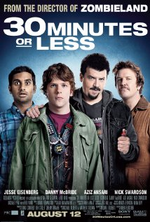 30 Minutes or Less (2011) streaming