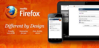 Firefox 10.0.4 Apk untuk Android