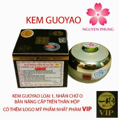 kem sam guoyao 8