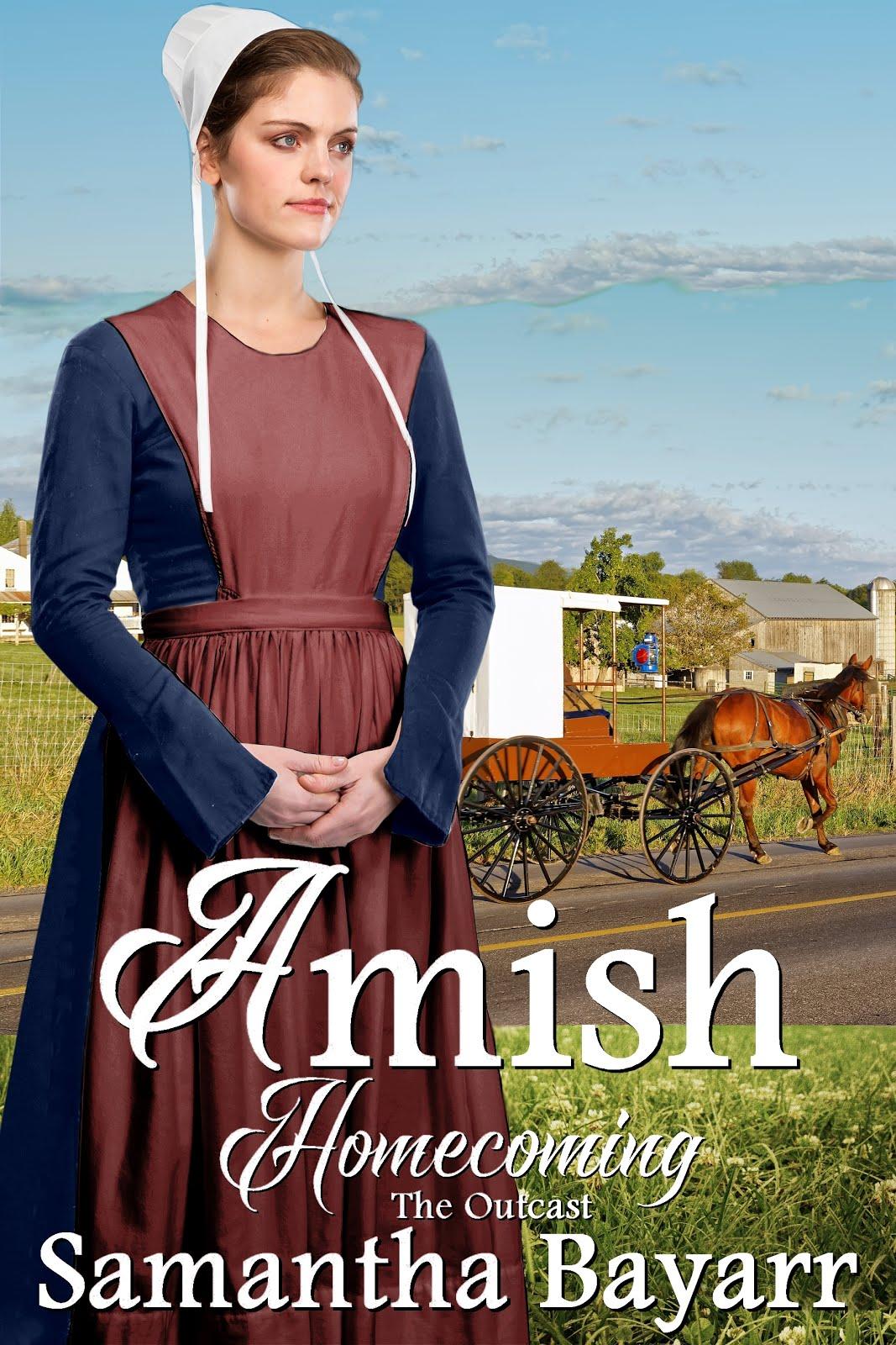 Amish Outcast