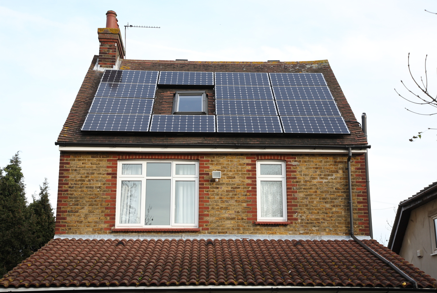 Solar Panels Three Years On