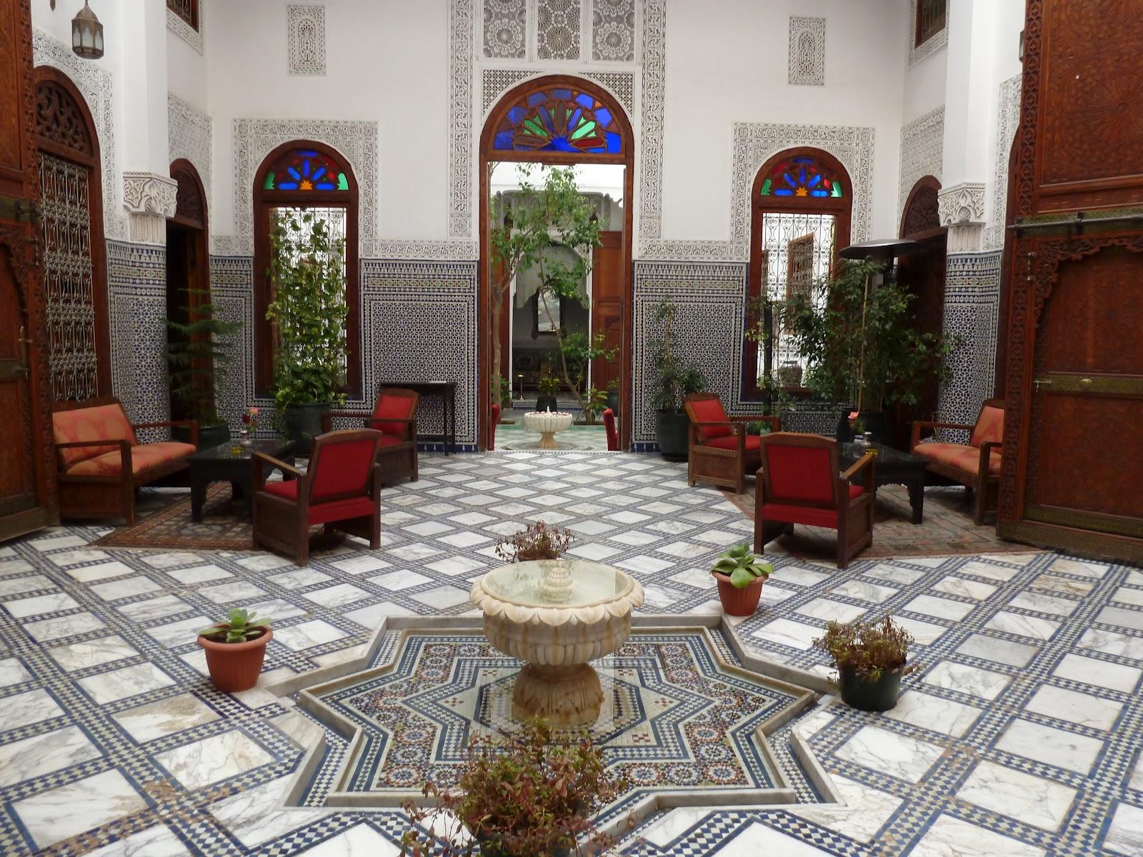 Claroscuros imagenysonido contrastes marroqu es - Casas marroquies ...