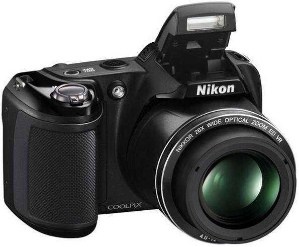 Nikon Coolpix L330 Digital Camera