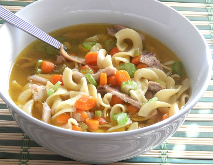 The worlds best homemade chicken noodle soup this ole mom chicken noodle soup easy and quick chicken noodle soup chicken soup homemade chicken forumfinder