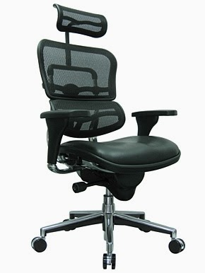 Eurotech LEM4ERG Mesh Ergonomic Chair