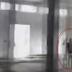 Extraña Silueta en lugar abandonado / Real ghost caught in abandoned building