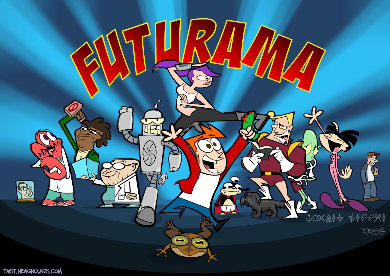 Nerd Rage Against The Machine   Fun With Futurama