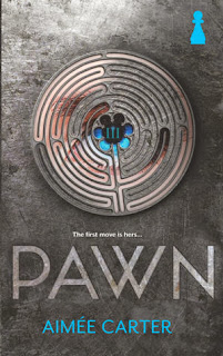 book cover of Pawn by Aimee Carter