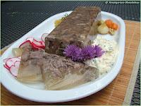 Sauerfleisch vom Reh