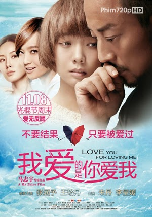 Love You For Loving Me 2013 poster