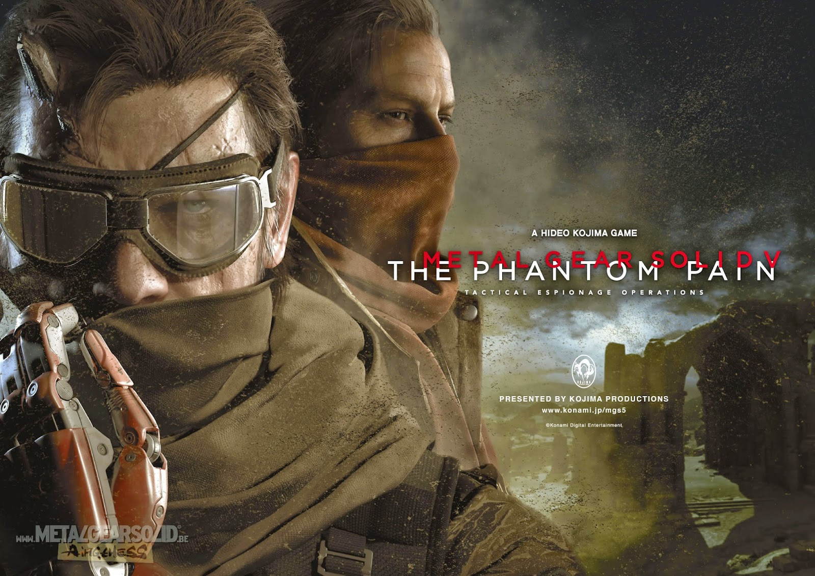 Metal Gear Solid V - Phantom Pain