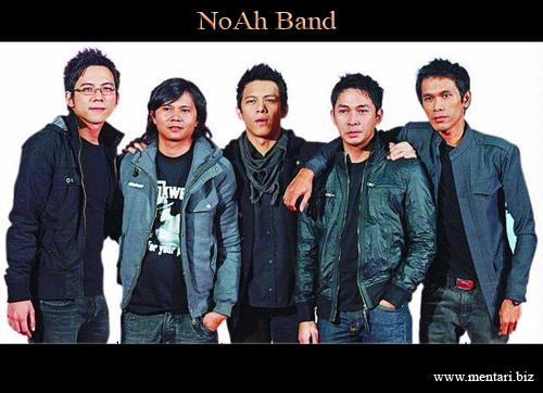 Foto Personil Noah Band