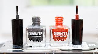 Divage Granite #07 и #10
