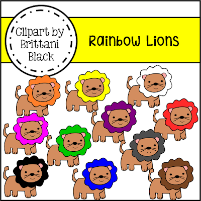 https://www.teacherspayteachers.com/Product/Rainbow-Lions-2265187