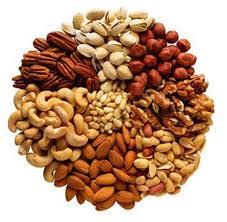 Beneficios de los frutos secos en nuestra dietea