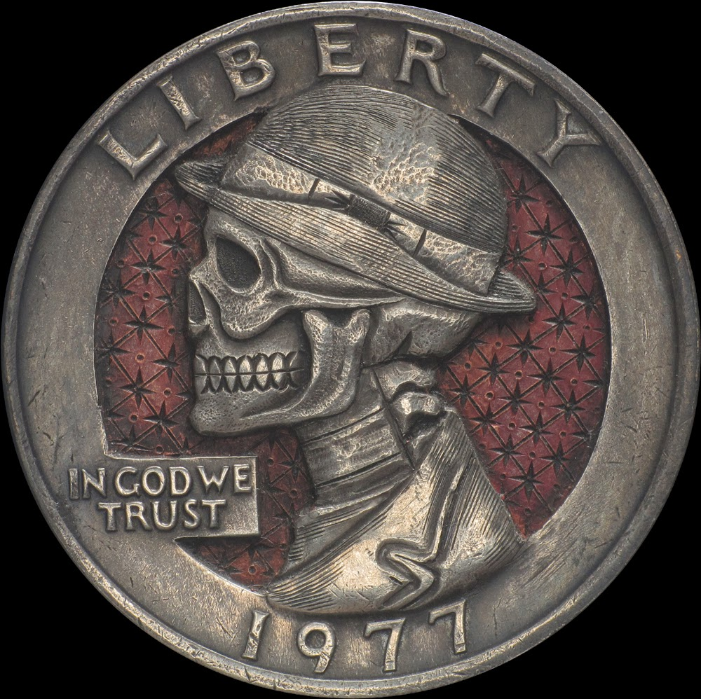 08-Victorian-Skull-Paolo-Curio-aka-MrThe-Hobo-Nickels-Skull-Coins-&-Other-Sculptures-www-designstack-co
