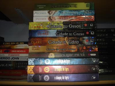 IN MY MAILBOX #1: Livros de Abril!