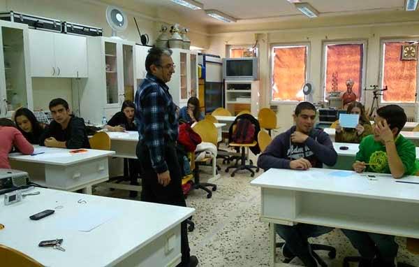 Καστοριά: Ο διαγωνισμός για την 13η Ευρωπαϊκή Ολυμπιάδα Επιστημών στην Αυστρία EUSO 2015 (φωτογραφίες)