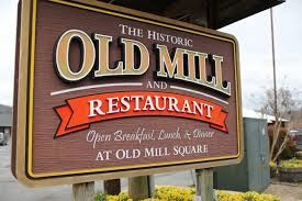 The Old Mill Restaurant in Pigeon Forge, TN