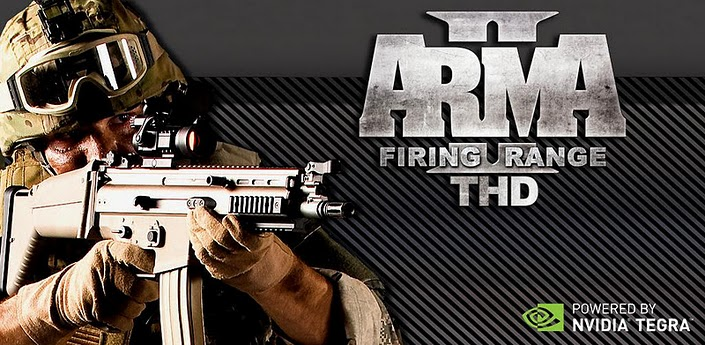 ARMA II Firing Range Apk For Android OS