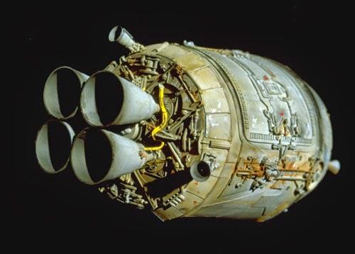spacecraft pod - photo #23