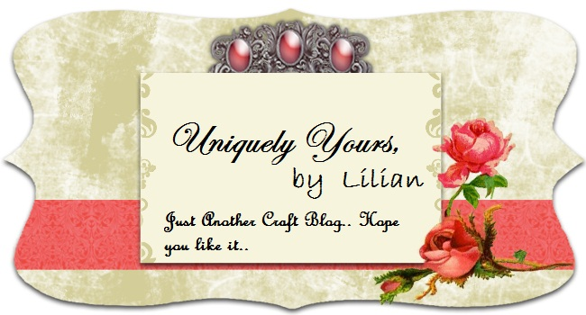 Uniquely Yours, by Lilian