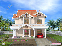 Front House Elevation Design