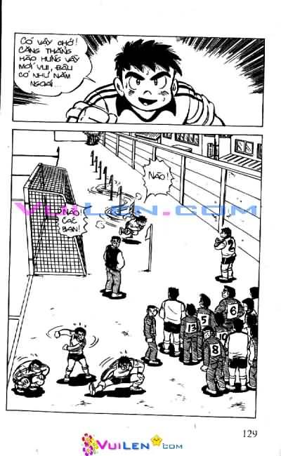 Jindodinho - Đường Dẫn Đến Khung Thành III  Tập 10 page 129 Congtruyen24h