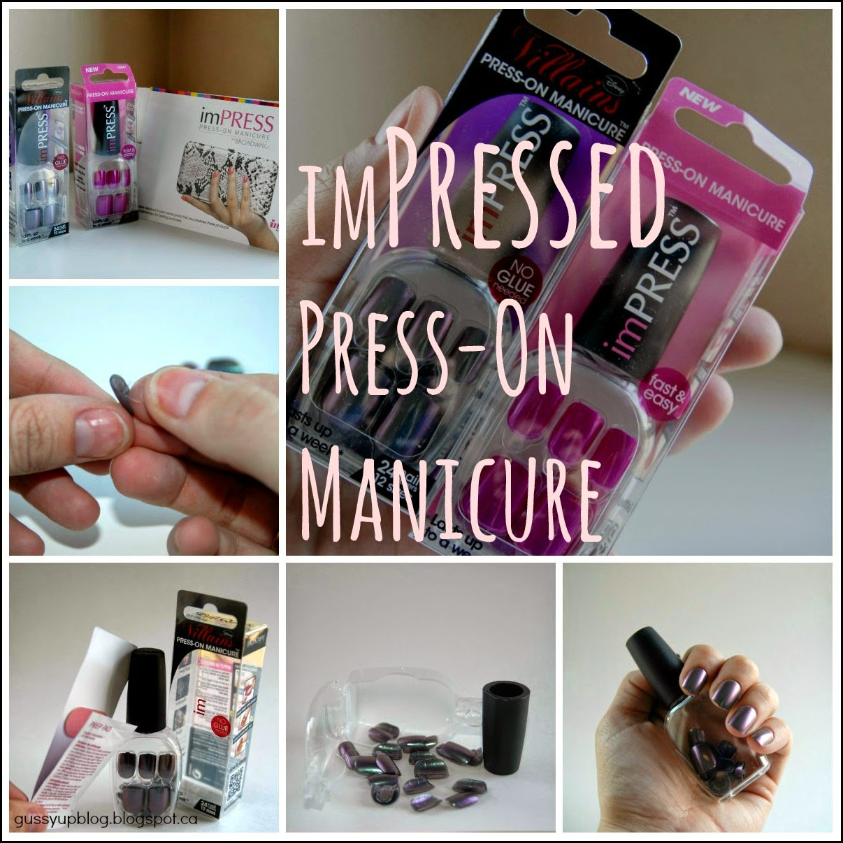 10 Tips For 10 Fantastic Fingertips, Featuring imPress Press-On Manicure
