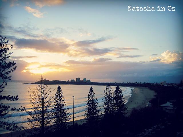 Beach Therapy, Natasha in Oz, Mooloolaba, beach image