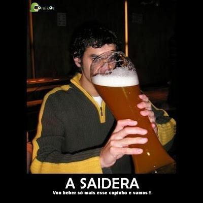 Mensagens para Facebook e Imagens engraçadas A Saideira
