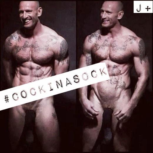 Gareth Thomas naked