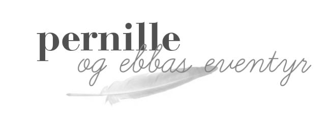 Pernille og Ebbas eventyr