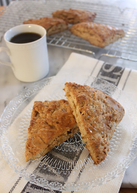 Papered House_Vermont Maple Pecan Scones 3