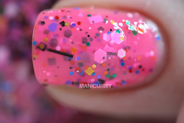 Manicurity | Trelly's M.I.S.C Polish Summer 2013 Collection - Flamingos in the Pool