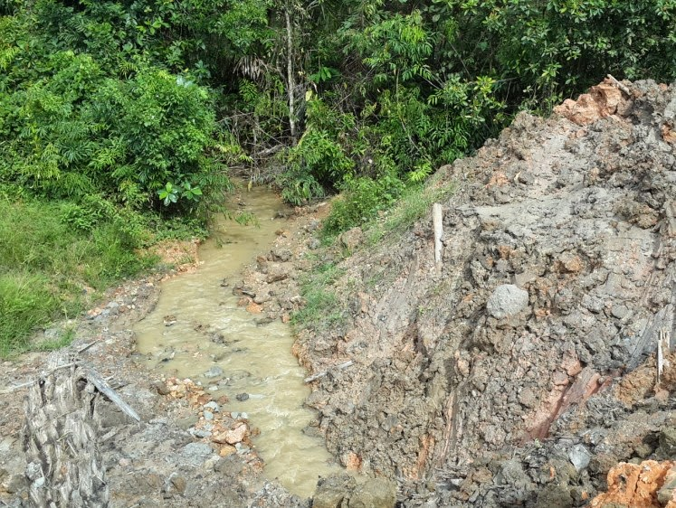 revamping trench
