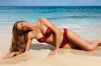 Robyn Lawley Sexy Calzednoia Bikini Models Photo shoot