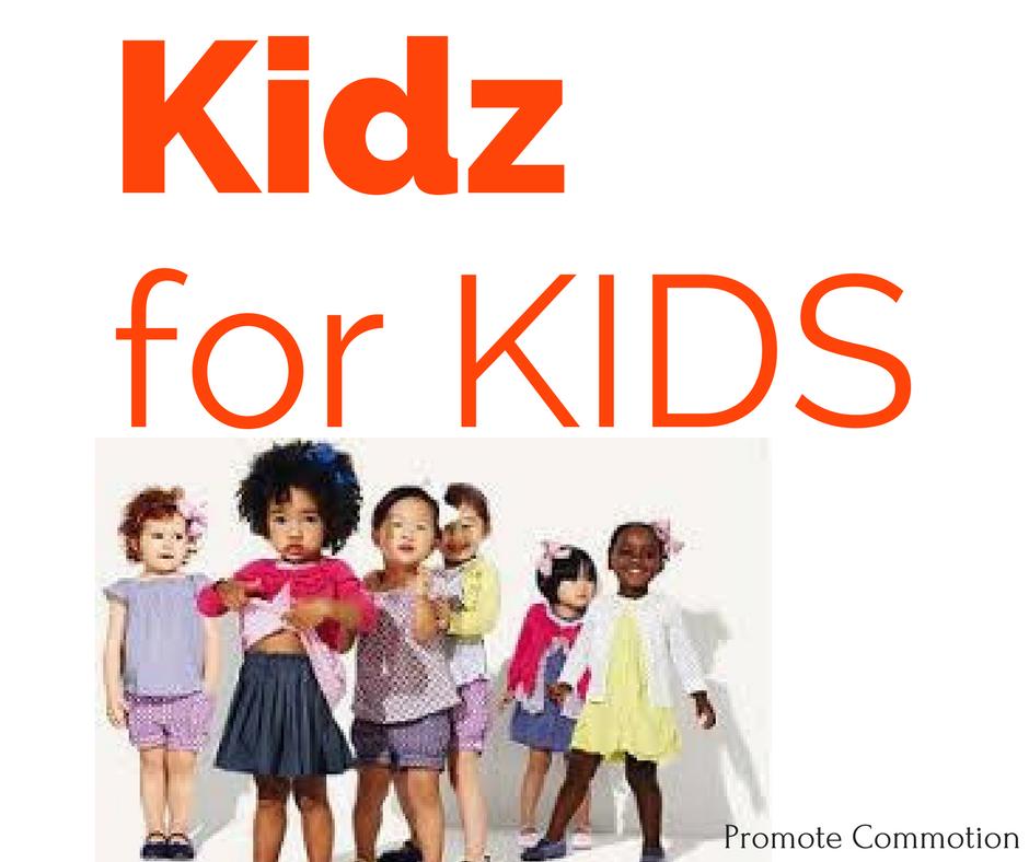 #KidzforKids