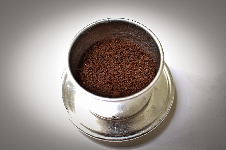 Cách pha cà phê phin ngon 1