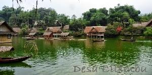 Wisata Desa Ciburial - Garut