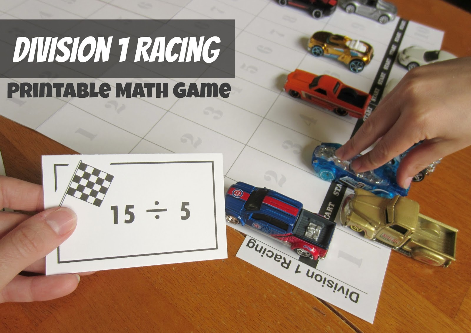 Relentlessly Fun, Deceptively Educational: Division 1 Racing ...